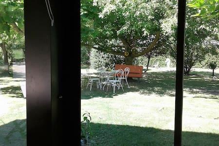 maison a la campagne calme et paisible - Gehele Verdieping