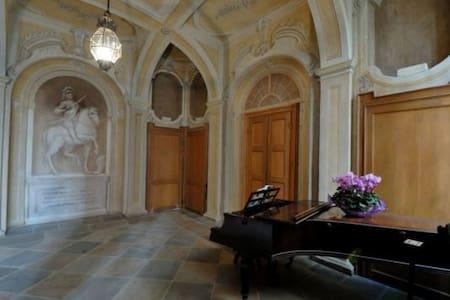 Attico nel Castello di Trofarello - Trofarello - Wohnung