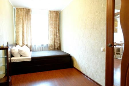 Двухкомнатная квартира класса люкс в Подольске - Podolsk - Apartament