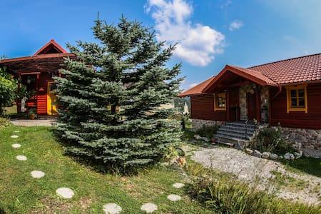 Fairy tale apartment in Lokve, Croatia - Njivice