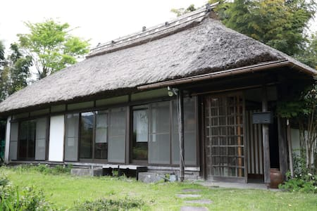 Japanese cottage in Gotemba near Mt Fuji,Hakone - Gotenba-shi