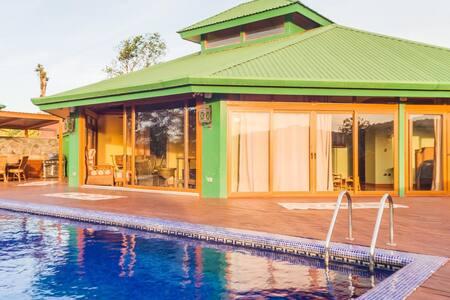 Luxury on Lake Arenal - Tilaran - House