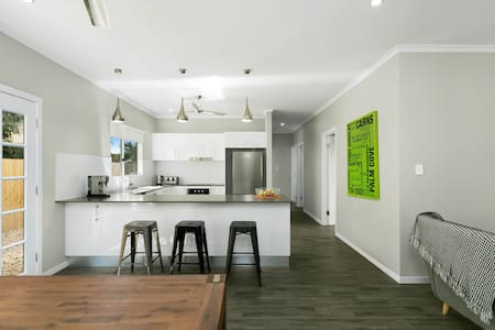 Estilo 2 - Modern & Comfy Room, 10min walk to city - Hus