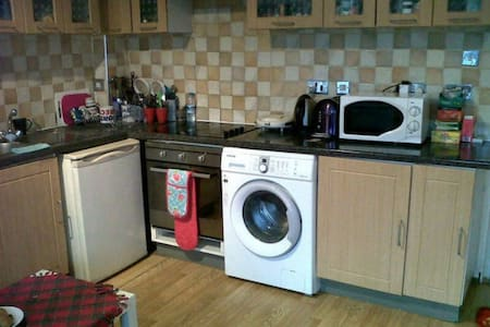 Single room in London Zone 2 (Roehampton Putney) - London - Apartment