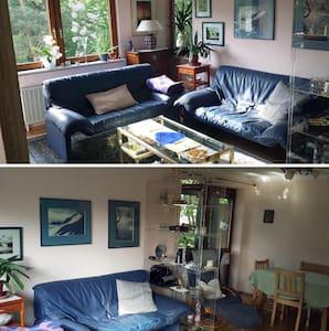 Beautiful + modern with 3 balconies - Unterhaching - Apartment