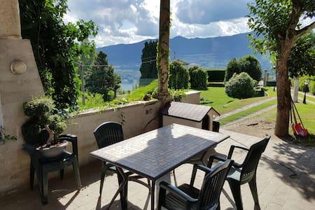 Appartamento Lago d'Orta collinare - Wohnung
