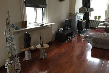 Spacious and privacy in southside of City-Center - Almelo - House