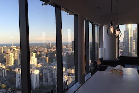 AMAZING Downtown view. Luxury condo - Társasház