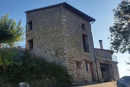 Casa de Pueblo en la Ribagorza - Berganúy
