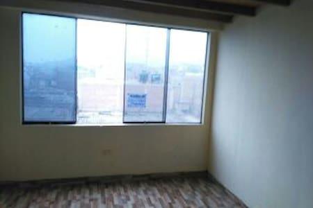 Habitacion totalmente independiente full movilidad - Comas - Apartemen