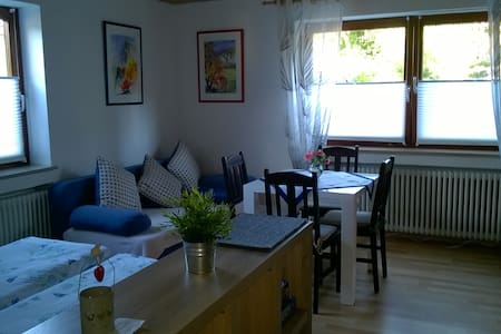 Sunny 1-Room Flat with Terrace - Hus