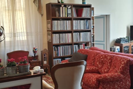 Nice single room in Perugia center - Perugia - Wohnung