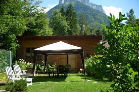 Joli gite sans vis à vis  - Menthon-Saint-Bernard - Hus