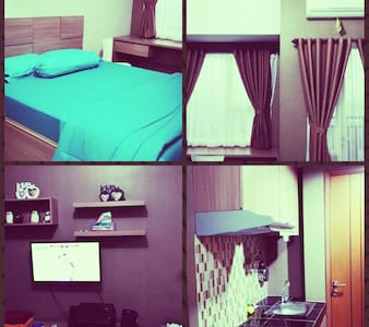 Rent Daily/Weekly apartment Depok - Wohnung