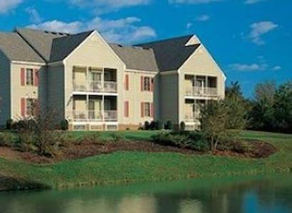 Wyndham's Kingsgate Resort in Williamsburg, VA - Wohnung