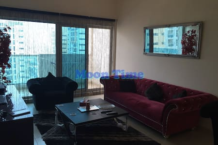 Fully Furnished 2BR with Nice View - Ajman