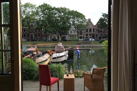 Beautiful house in Weesp 15 minutes from Amsterdam - House