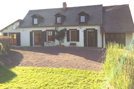 Lovely country cottage in Normandy - Rumah