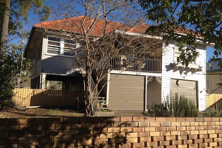 A Queensland house 20mn from CBD by train. - Corinda - Hus