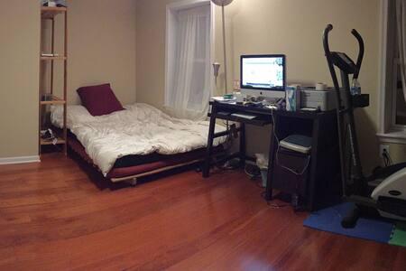 Private Floor in Northern Liberties - Philadelphia - Townhouse