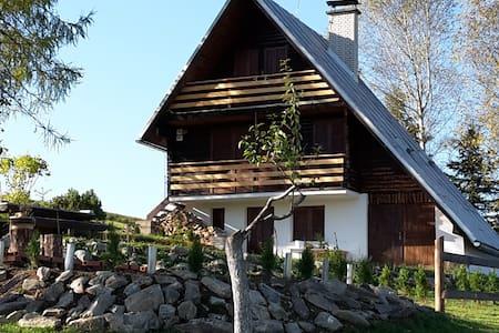 Chata Urpín Lúčky - Alpstuga