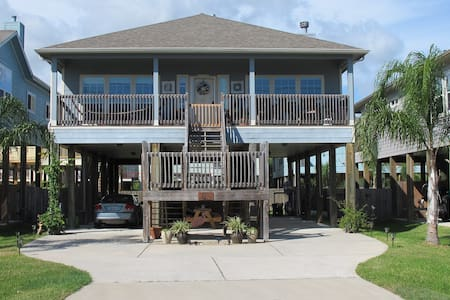 Coastal Comfort-Minutes from NASA/Kemah - Seabrook - Huis
