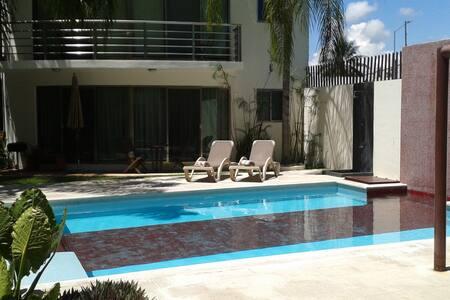 Feel @ Home - Apartment - 2 bedrooms & 2 bathrooms - Playa del Carmen - Apartment