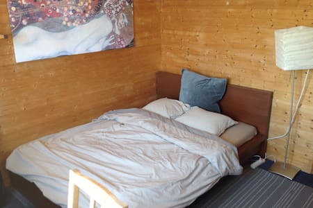 1 room & 2 Sofa Beds in Gümligen, 7 Km from Bern - Wohnung