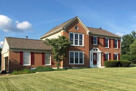 Comfy Home Near Airport and Cincy - Hebron - Σπίτι