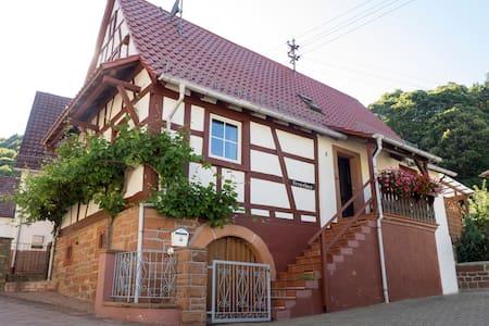 Ferienhaus Schaaf - Dörrenbach