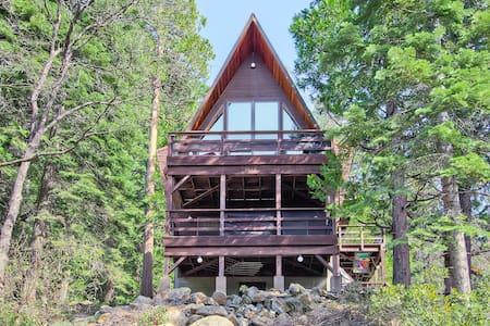 Yosemite's Stoneoaks Cabin - 獨棟