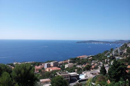 Villa Sea View Pool next to Monaco - Cap-d'Ail