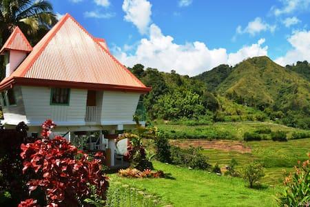 kiangan viewpoint homestay - Hut