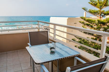 Sunny Beach Apartments Rethymno - Apartment