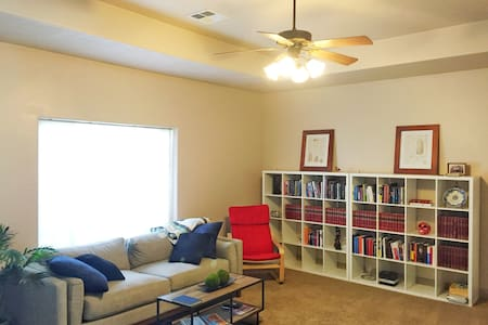Quiet, comfortable home in Cedar - Cedar City - House