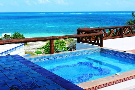 Sea View Luxury Condo with Jacuzzi Roof Top - Puerto Morelos - Apartment