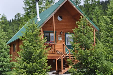 Cozy cabin in the woods/wildlife - Cabaña