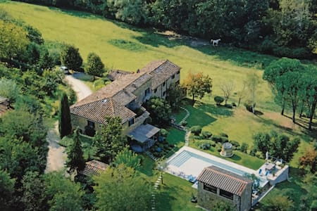 Private apart.  In villa with Pool - Pietraviva  - Wohnung