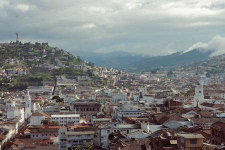 City Centre View - Quito