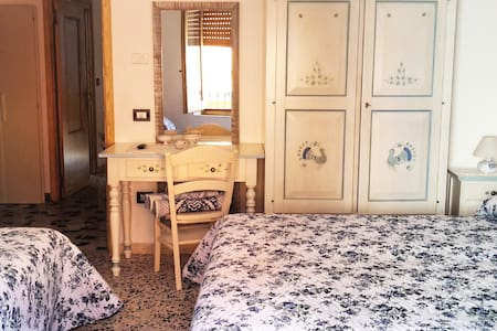 B&B Aria 'Ona, CAMERA AZZURRA - Villagrande Strisaili - Bed & Breakfast