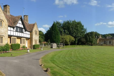 The Green B&B - Twin Room - Nether Compton - Bed & Breakfast