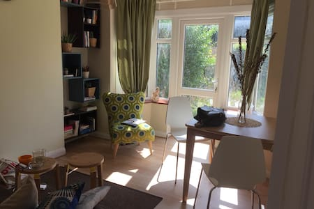 Large Double Room in a Victorian House with Garden - London