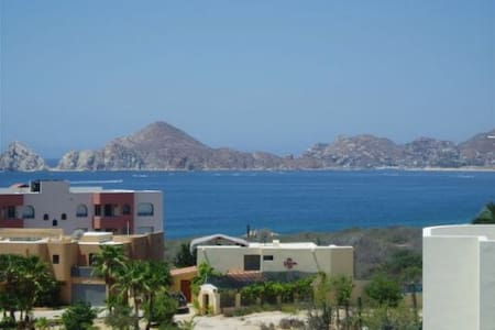 """Available for thanks giving, Christmas and New Year 🎉Walking distance to a semi private swimmable beach, our  beautiful Villa is located in """"Cabo Bello"""" private upscale and gated community.  Within a mile of major markets, Liquor Shops, world class Bar & Restaurants."""