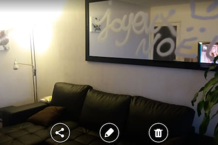 Deuil la barre sublets short term rentals rooms for for Chambre a louer montmagny