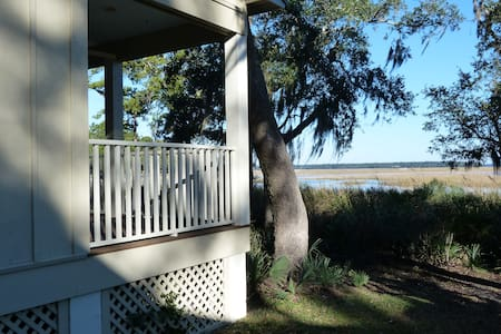 Marshside Cottage -Lowcountry Specials Fall/Winter - Hus