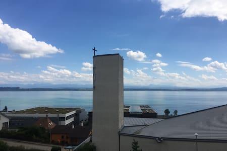 Chambre à Neuchâtel - Apartment