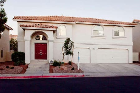 4 Bed House 10 minutes to the airport - Las Vegas - Maison