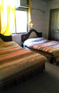 温馨4人房每晚2600元