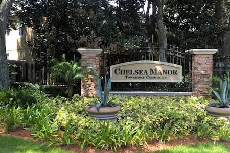 CLEAN, COZY, COMFORTABLE & QUIET. GREAT LOCATION! - Tampa - Townhouse