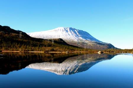Stor leilighet sentralt i Rjukan. - Rjukan
